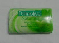 Palmolive Natural Moisture Care Soap Green
